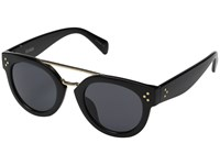 Steve Madden Serena Black Fashion Sunglasses