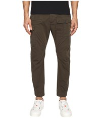 Dsquared Sexy Cargo Pants Military Green