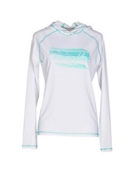 The North Face Topwear T Shirts Women White