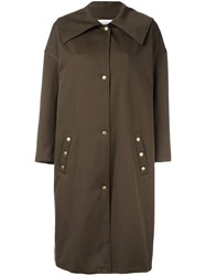Osman 'Ada' Coat Green