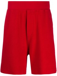 Dsquared2 Textured Track Shorts 60
