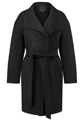 Banana Republic Short Coat Black