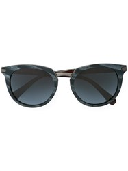 Brioni Square Frame Sunglasses Grey