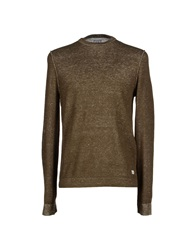 C.P. Company Sweaters Military Green