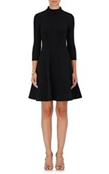 Lisa Perry Fit And Flare Dress Black