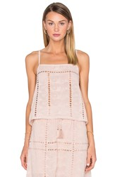House Of Harlow X Revolve Avery Crop Taupe