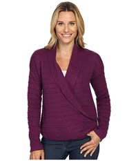 Royal Robbins Sabrina Sweater Jack Orchid Women's Sweater Purple