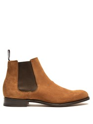 Church's Redwick Superbuck Chelsea Boots Brown