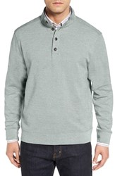 Cutter And Buck Men's Big Tall 'Quinalt' Mock Neck Pullover
