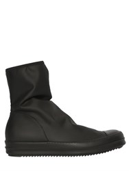 Rick Owens Stretch Nylon Boots