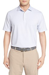 Peter Millar Men's Chesapeake Stripe Polo