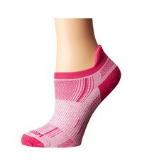 Wrightsock Stride Tab Beet Root Low Cut Socks Shoes Purple