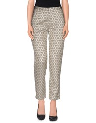 .. Merci Trousers Casual Trousers Women Grey