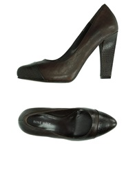 Nine West Pumps Dark Brown