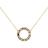 Cachet London Ballari Necklace Rose Gold