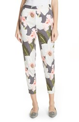 Ted Baker 'S London Chatsworth Tapered Trousers Grey