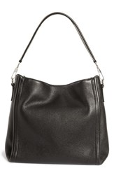 Alexander Wang Darcy Leather Hobo Black