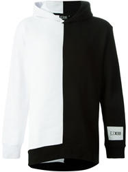 Ejxiii Color Block Sweatshirt