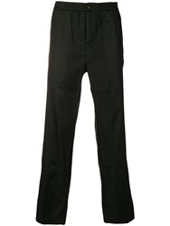 Stussy Loose Fit Trousers Black