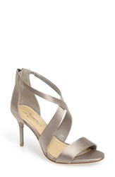 Imagine By Vince Camuto Women's 'Pascal' Sandal Dove Grey Satin