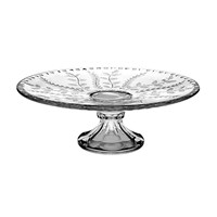 William Yeoward Fern Footed Cake Plate