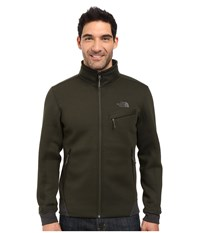 The North Face Thermal 3D Jacket Rosin Green Black Heather Men's Coat
