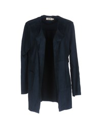 Molly Bracken Blazers Dark Blue
