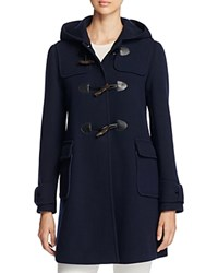 Kate Spade New York Toggle Coat Navy