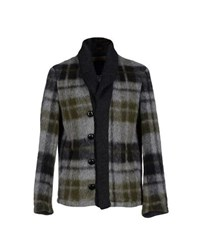 Les Copains Coats And Jackets Jackets Men Grey