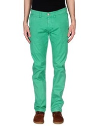 Sun 68 Casual Pants Green
