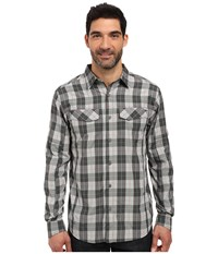 Columbia Silver Ridge Plaid L S Pond Heathered Plaid Men's Long Sleeve Button Up Multi