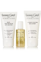 Leonor Greyl Travel Kit For Volume One Size Colorless