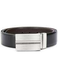 Hugo Boss Classic Reversible Belt Black
