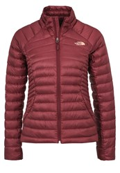 The North Face Tonnerro Down Jacket Deep Garnet Red Bordeaux
