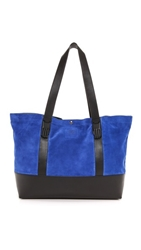 Opening Ceremony Millie Large Tote Cobalt Multi