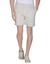 Gaudi' Bermudas Light Grey