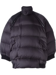 Henrik Vibskov 'World Wide' Puffer Jacket Black