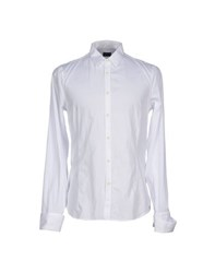 Gazzarrini Shirts Shirts Men White