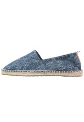 Replay Cabo Espadrilles Navy Dark Blue