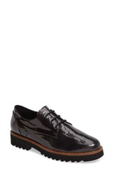 Mephisto Women's Sabatina Oxford Grey Patent Leather