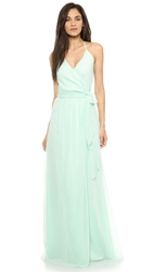 Joanna August Dc Halter Wrap Dress I Want Candy