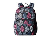 Vera Bradley Lighten Up Grande Laptop Backpack Northern Lights Backpack Bags White
