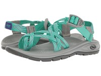 Chaco Z Volv X2 Monte Mint Women's Shoes Green