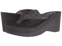 Cobian Zoe Charcoal Women's Sandals Gray