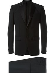 Givenchy Two Piece Dinner Suit Black