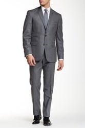Wallin And Bros Wool Flannel Trouser Gray