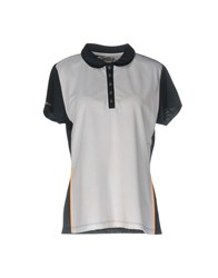 Colmar Polo Shirts Light Grey