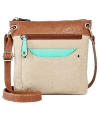 Styleandco. Style And Co. Palmer Small Crossbody Only At Macy's Cockatoo
