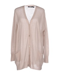 Seventy By Sergio Tegon Cardigans Dove Grey