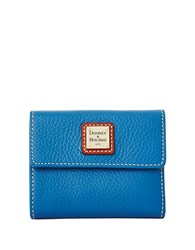 Dooney And Bourke Small Leather Card Wallet